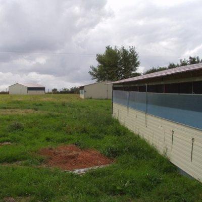 Les bâtiments d'élevage des volailles
